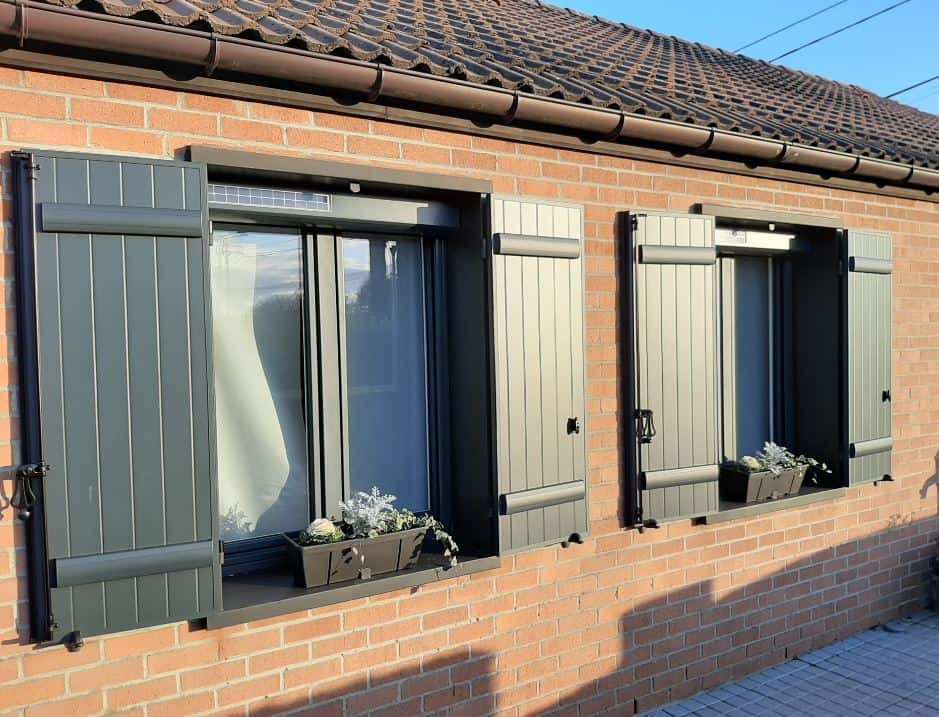 Installateur de fenêtres et volets