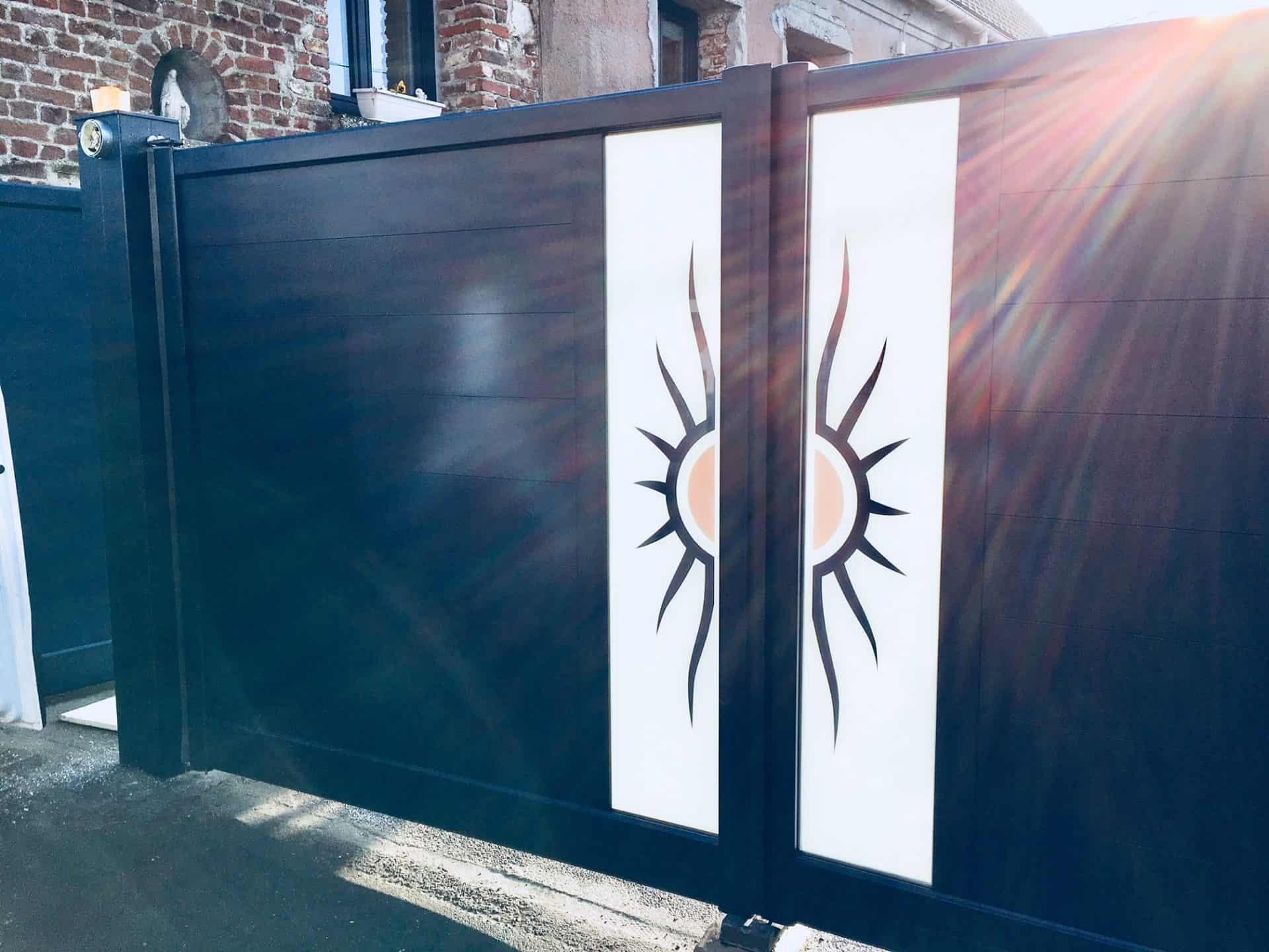 Portail design Fermetures Must