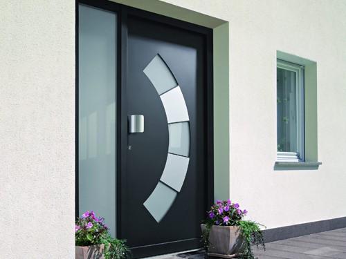 Portes d'entrée PVC Fermetures Must