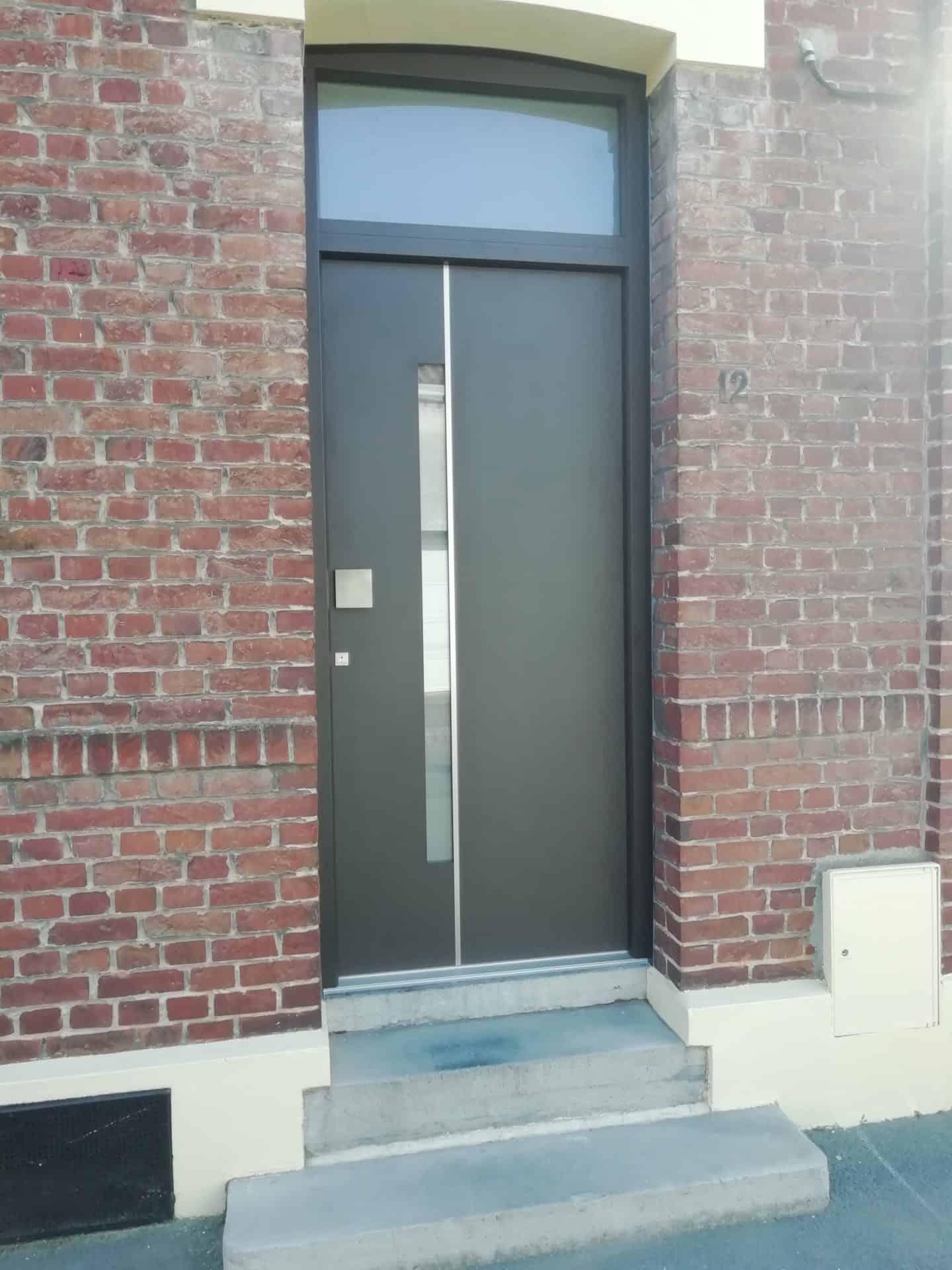 Porte d'entrée sur Valenciennes