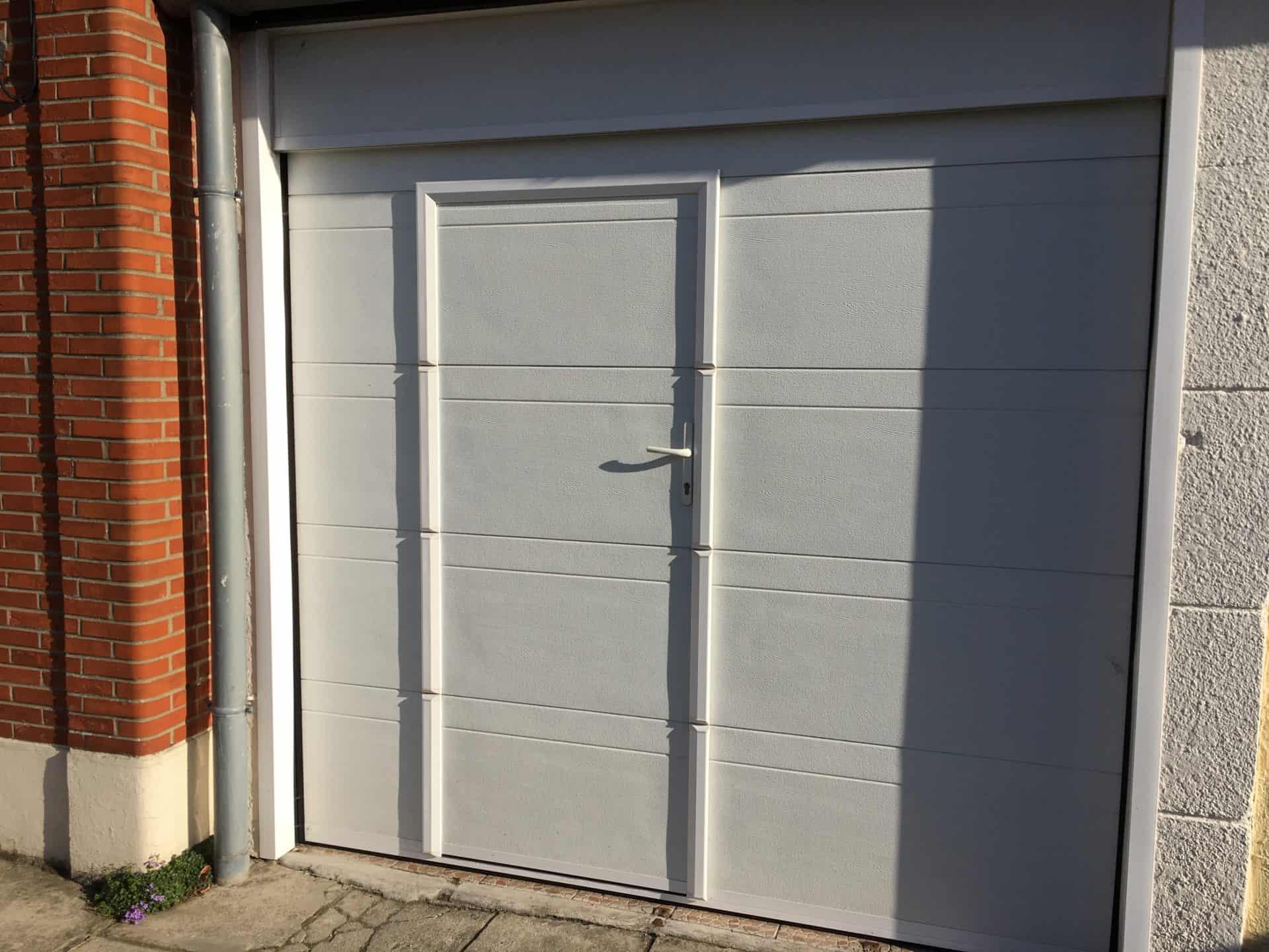 Porte de garage Saint Quentin