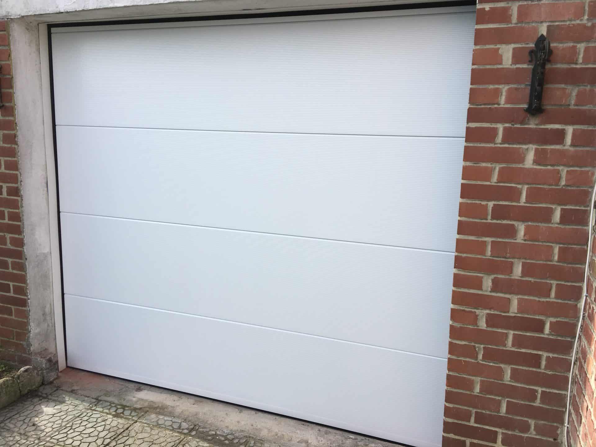 Porte de garage Hasnon